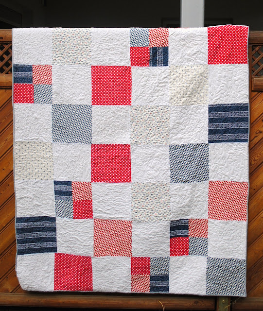 twin quilt sew along