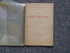 Le Portefeuille, 1902