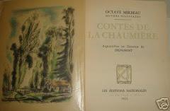"""""""Contes de la chaumière"""", Éditions Nationales,  1935"""