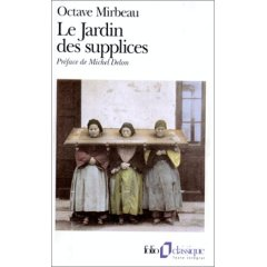 """Le Jardin des supplices"", Folio, 1988"