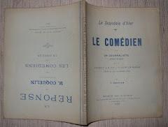 Le Comédien, 1882