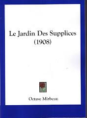 """Édition américaine du """"Jardin des supplices"""", en français, 2010"""