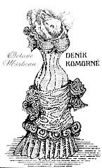"""Traduction tchèque du """"Journal d'une femme de chambre"""", 1979"""