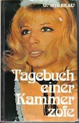 """Traduction autrichienne du """"Journal d'une femme de chambre"""", 1960"""