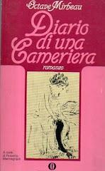 """Traduction italienne du """"Journal d'une femme de chambre"""", Mondadori, 1982"""