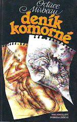 """Traduction tchèque du """"Journal d'une femme de chambre"""", 1993"""