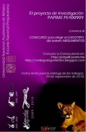 Cartel del Concurso 2010