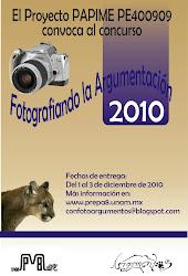 ¡Próximo concurso! Versión 2011