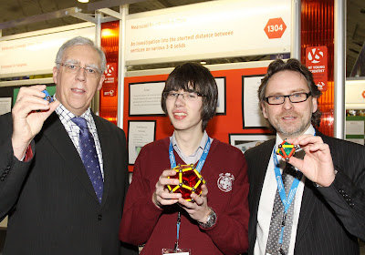 MEDIA IMAGES Clare Students At The BT Young Scientist and Technology Exhibition 2010