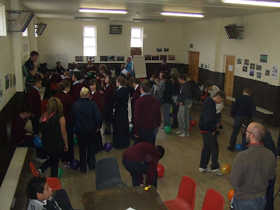 MEDIA IMAGES Scarriff Students Gather For Comhairle Na Nog