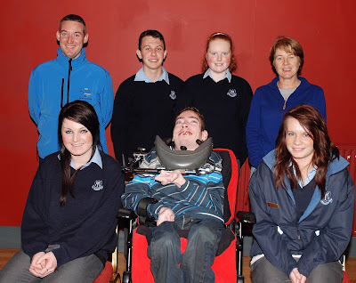 MEDIA IMAGES Disability Awareness Programme For Clare Students