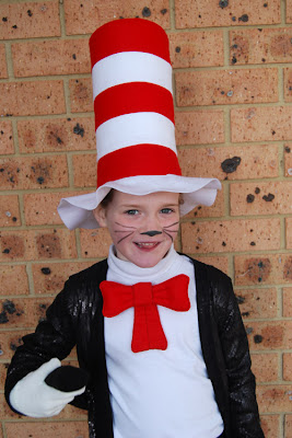 Cat in the hat makeup cat in the hat ever