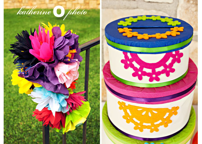 Thurmans Mansion Mexican Themed Wedding