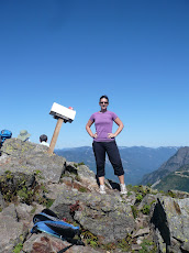 Conquering Mailbox Peak