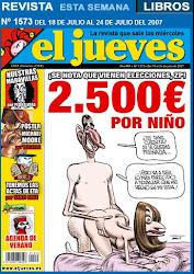 No a la censura a El Jueves