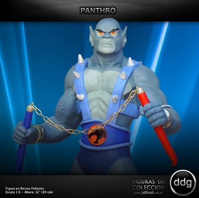 Thundercats Classic on Ddg Sculptures   Ddg Colecciones  Panthro  Thundercats