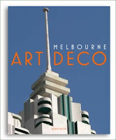 Melbourne Art Deco by Robin Grow available now for A$60 plus p&p