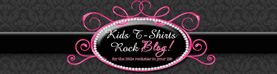 Kids T-Shirts Rock - The Blog!