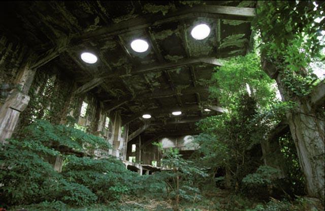 Former Japanese shipyard