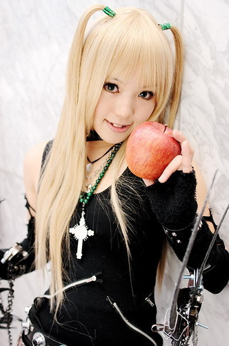 Cosplay - Page 3 Death+Note+Cosplay+-+Amane+Misa+8