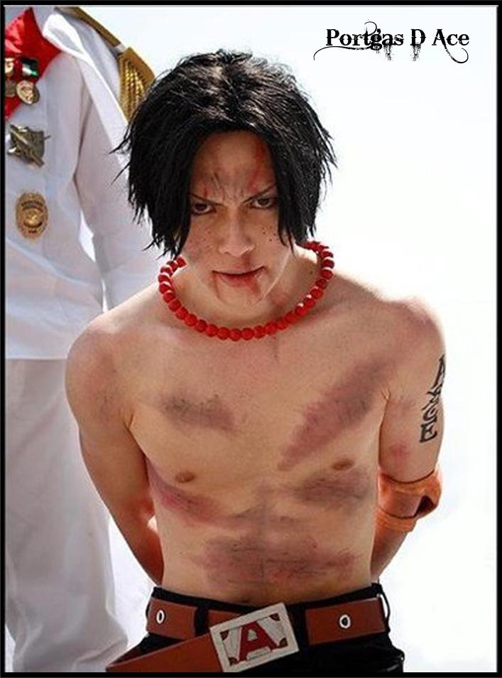 Cosplay One Piece OnePeaceCosplay-PorgasDAce1MyAnimeGirls