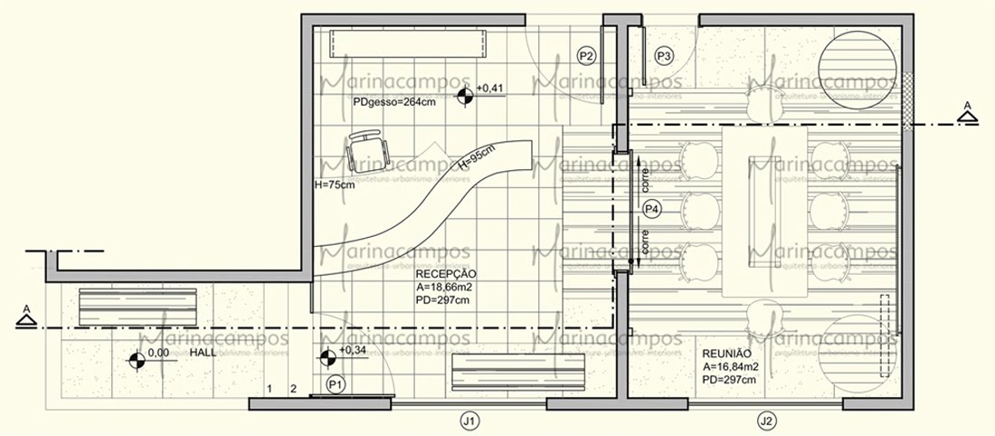 ... Campos: Ru00c1DIO Ponte Nova - Fachada, Recepu00e7u00e3o e Sala de Reuniu00e3o