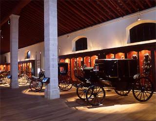 Museo del Enganche, Jerez, 2002.