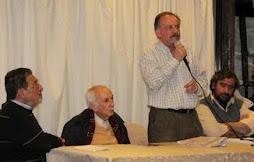 Hugo Yasky diserta junto a los compañeros del Movimiento Popular Patria Grande