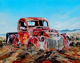 Chevy Truck Karoo