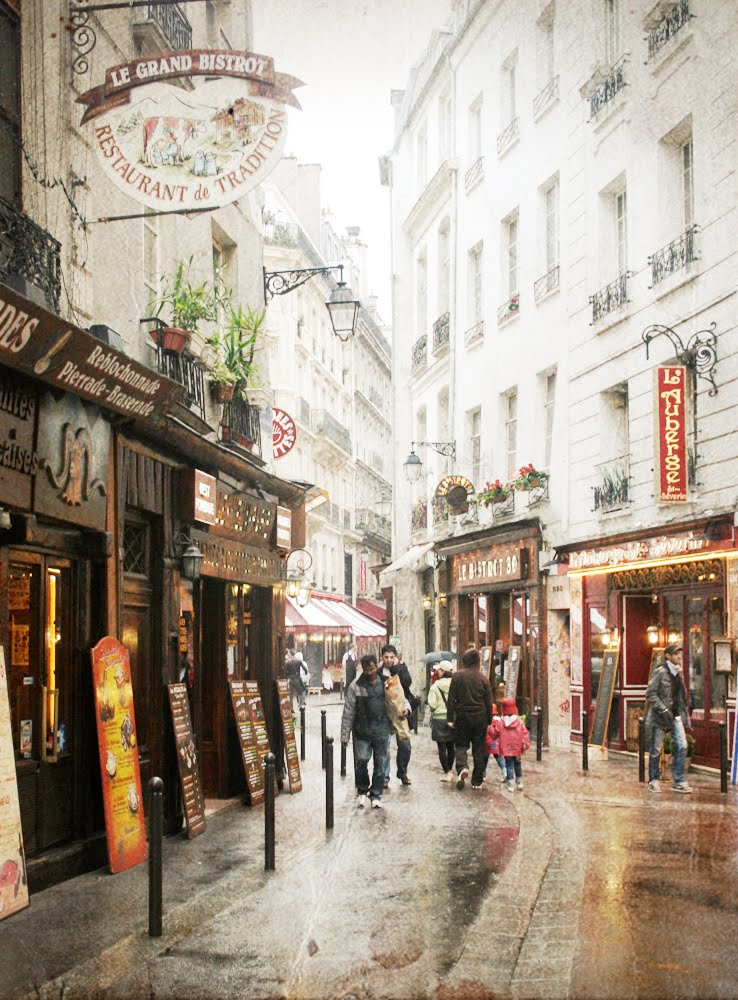Paris Street Rainy Day Wallpaper Paris Segi Paris Street Rainy
