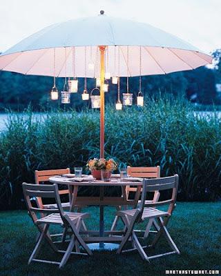 Martha Stewart Patio Market Umbrella | eBay