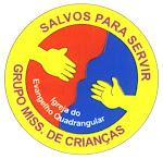 SIMBOLO DO GRUPO MISSIONÁRIO DE CRIANÇAS QUADRANGULAR