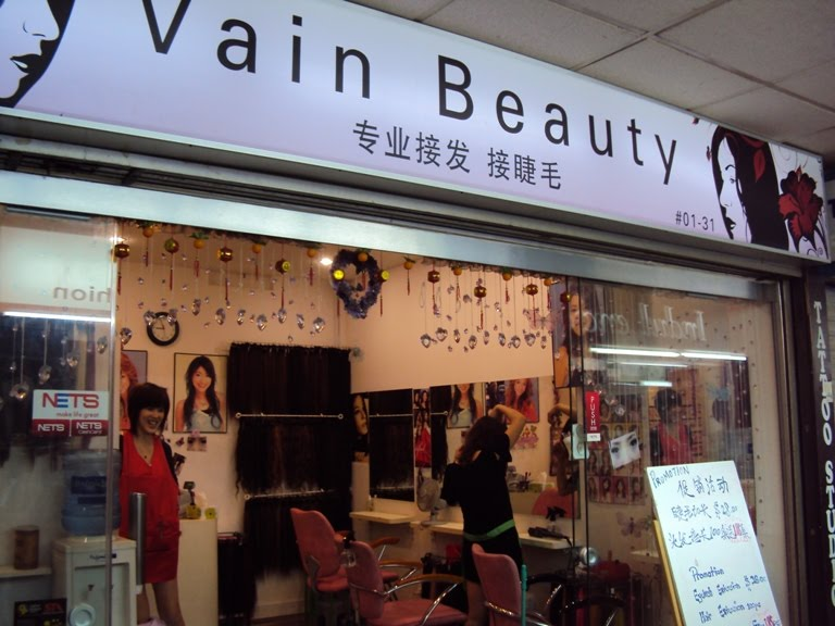 Crystal xue yan vain beauty hair extensions eyelash address city plaza 01 31 is the one that i went 2 nice china girls doing my hair at the same time d pmusecretfo Gallery