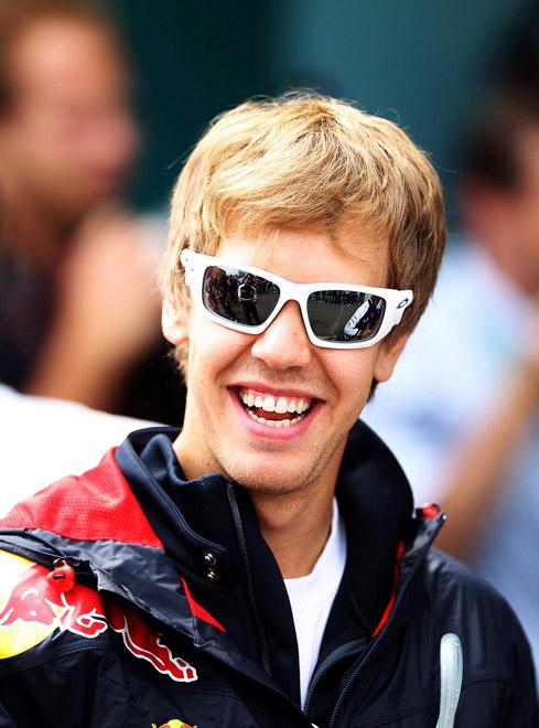 Sebastian Vettel, Campeon F1 : Fotos De Hombres Y Chicos