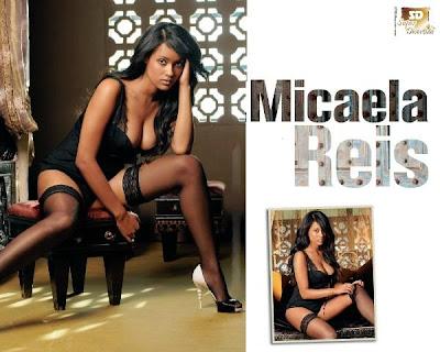 Esta Miss Angola, é tetraneta da Lusa Carolina Micaelis