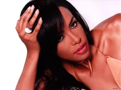 Aaliyah Dana Haughton.