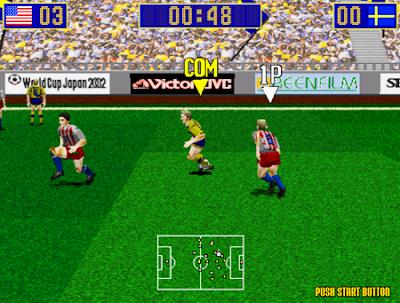 soccer arcade games 90s