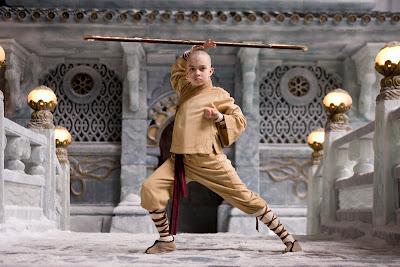 The Last Airbender , Noah Ringer as Aang