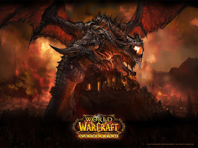 WORLD of WARCRAFT: Cataclysm, Death Wing
