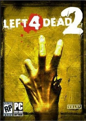 Left 4 Dead 2 on Xbox 360
