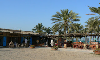 The Heritage Village on Doha's Corniche