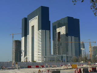 The Bavaria City Suites in Doha's business district