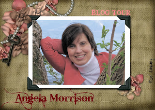 Blog Tour Angela Morrison