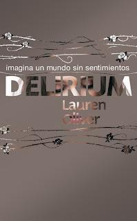 Delirium (Lauren Oliver) portada español