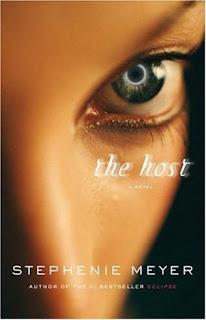 Book Cover The Host by Stephenie Meyer