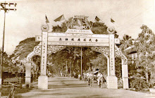 The Gate to usher Merdeka 1957