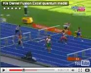Kis Dániel Fusion Excel quantum medál