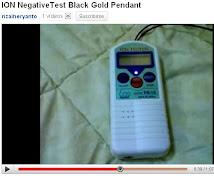 ION NEGATIVE Test, el mejor de todos..