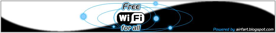 Free WiFi for all
