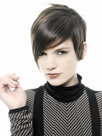 sexy hairstyles for girls. Trendy Sexy Emo Girls